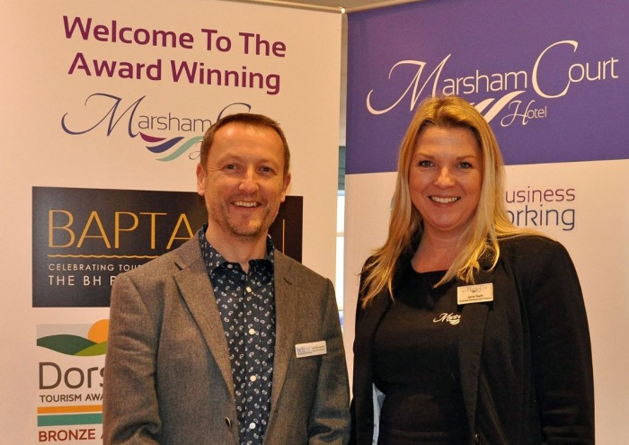 Bournemouth Chamber sponsors New 2 Business Networking